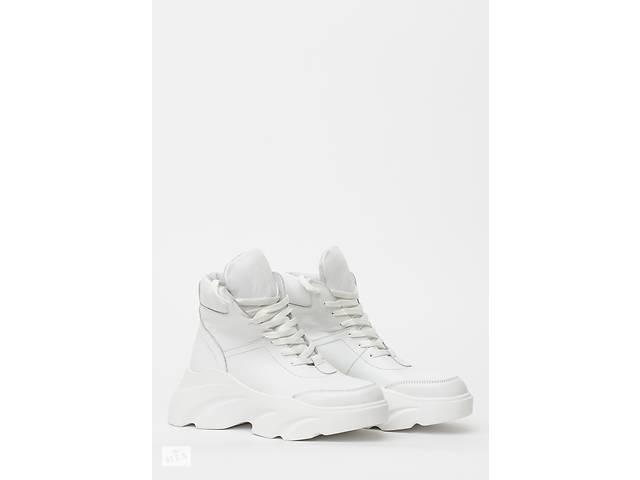 Кроссовки женские кожаные Wright 968KROS 38 белые- объявление о продаже  в Киеве