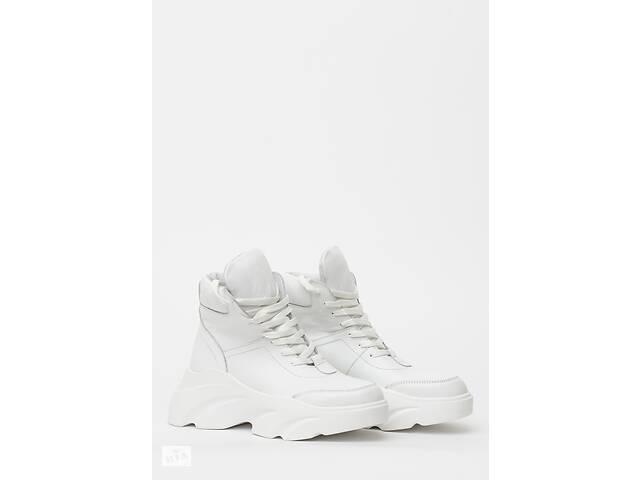 Кроссовки женские кожаные Wright 968KROS 40 белые- объявление о продаже  в Киеве