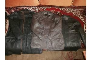 Куртка демисезонная мужская, натур кожа