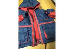Куртка для мальчика 86-92см, 1-1,5года.