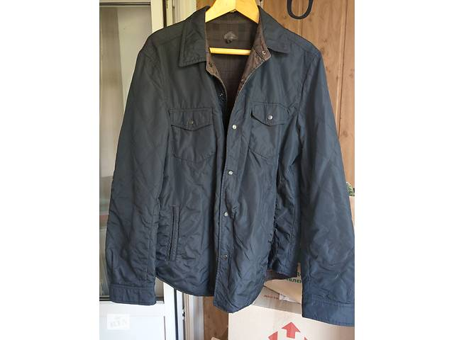 купить бу Куртка мужская Massimo Dutti, двухсторонняя в Киеве