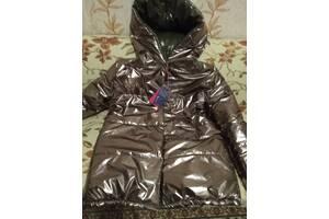 Куртка-Зефирка новая двухсторонняя