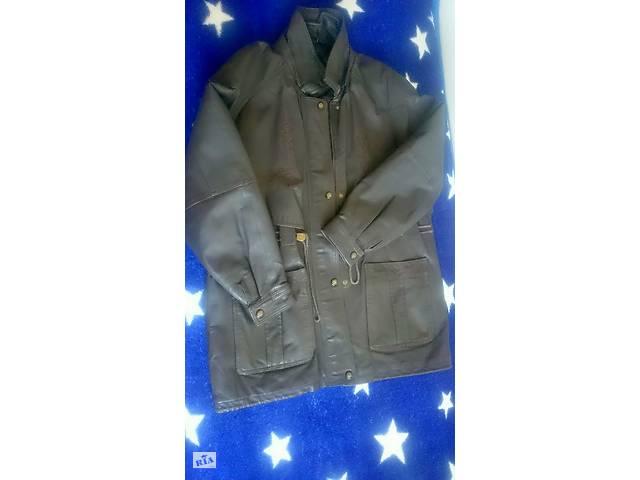 продам Купить куртку женскую кожаную   бу в Старой Синяве