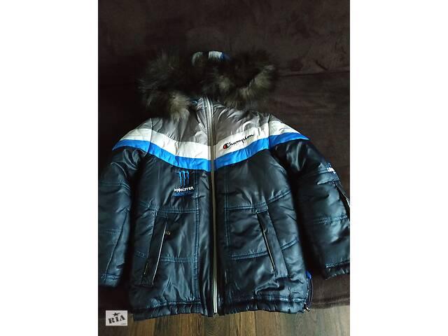 бу Курточка зимняя для мальчика в Житомирі