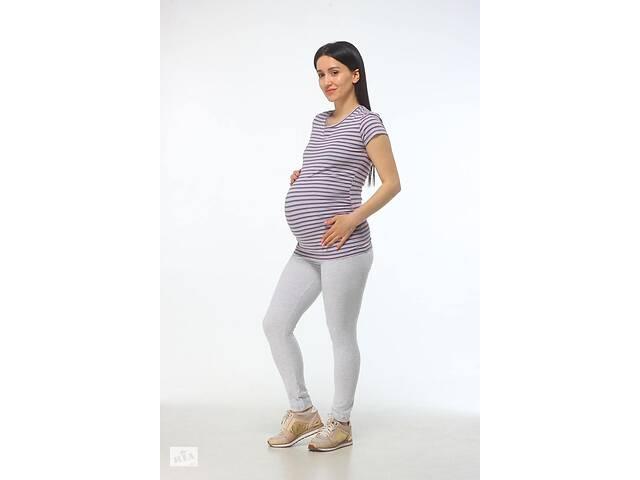 продам Лосины леггинсы для беременных Luna Style 50-52 серый бу в Киеве