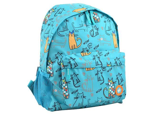 Молодежный рюкзак голубого цвета YES ST-33  PUSSY 555494 13 л. й- объявление о продаже  в Киеве
