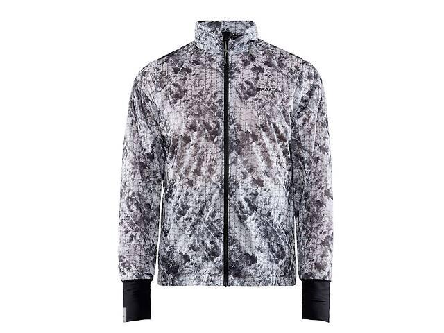 бу Мужская куртка для бега Craft Pro Glow In The Dark Lumen Jkt M (1909756-158999) XXL в Полтаве