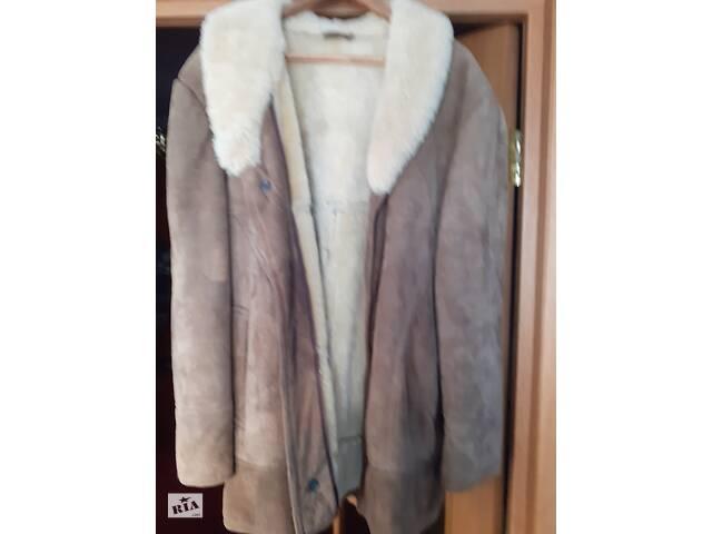 купить бу Мужская куртка - дубленка в Валках