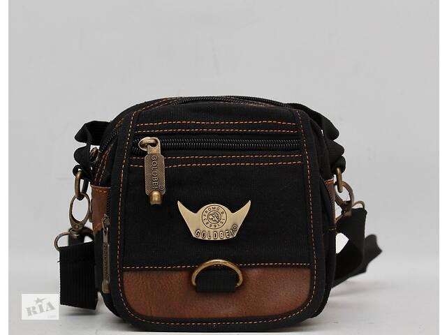Мужская сумка через плечо Gold Be / GoldBe- объявление о продаже  в Львове