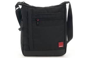 Мужская сумка Hedgren HRDT09/003-01,  черная, 5л