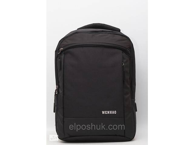купить бу Мужской повседневный городской рюкзак для ноутбука + USB в Днепре (Днепропетровск)