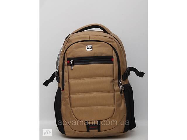 Мужской повседневный городской рюкзак с отделом под ноутбук- объявление о продаже  в Дубно