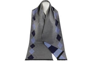 Мужской шарф Traum серый