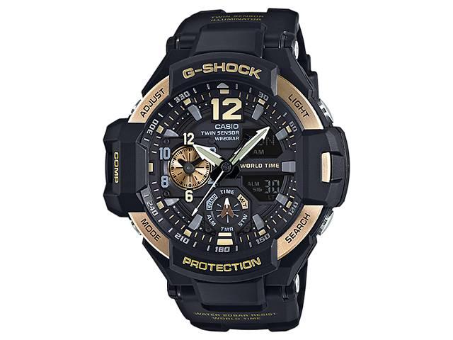 купить бу Мужские часы Casio GA-1100-9GER в Одессе