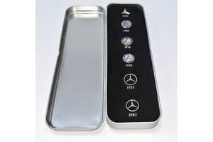 Набор оригинальных значков на одежду Mercedes-Benz History подарок мужчине другу коллеге мужу на День Рождения Новый Год