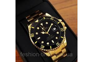 Наручний чоловічий годинник копія Rolex Submariner