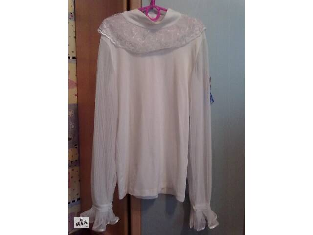Нарядная блуза (Турция), р.- 152 + 2 подарка