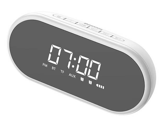 бу Настільний годинник Настільний годинник Baseus Encok Wireless Speaker E09 White в Виннице