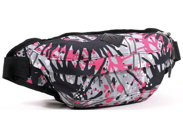 купить бу Небольшая сумка на пояс Wallaby 2903, розовый в Киеве