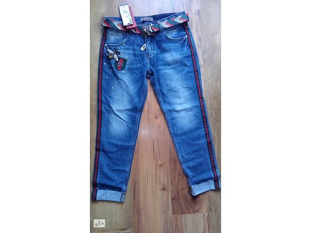 Новые джинсы boyfriend- объявление о продаже  в Полтаві