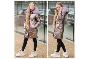 Новіночкі Дитяча куртка зима, розміри 128 158
