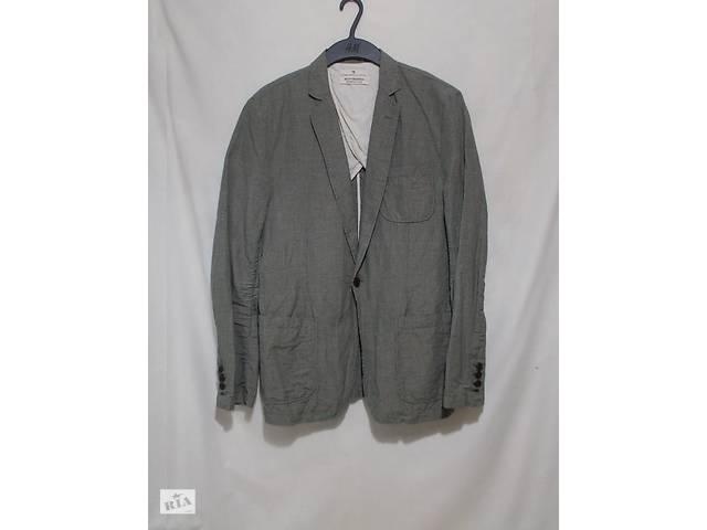 Новый неформальный мятый пиджак лен-хлопок Scotch&Soda 48р- объявление о продаже  в Павлограде
