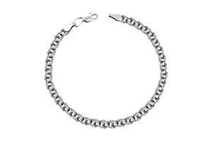 Новий серебряний браслет