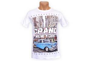 Облягаюча чоловіча футболка Sport Line - №2245