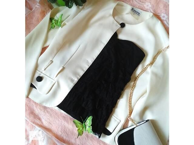 продам Одежда пиджак с топом бу в Бучаче
