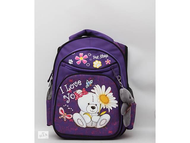 Ортопедичний шкільний рюкзак для дівчинки / Ортопедический школьный рюкзак для девочки- объявление о продаже  в Дубно