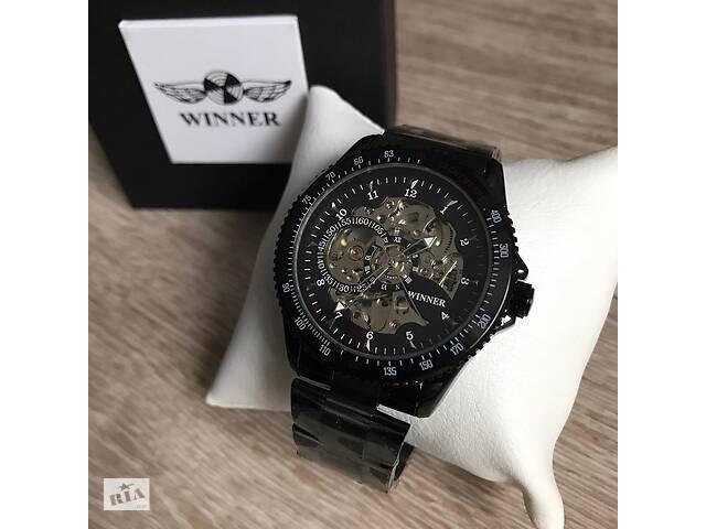 продам Оригинальные мужские наручные часы Winner бу в Днепре (Днепропетровск)