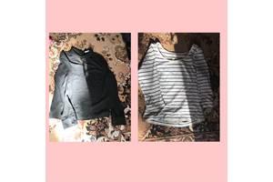 б/у Женские футболки, майки и топы H&M