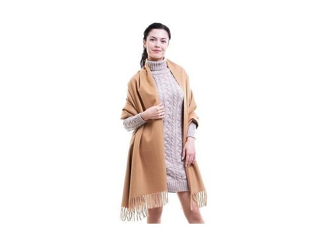 продам Палантин AMO Женский шерстяной палантин 210 * 70 см AMO  STAMOw70210-tabacco бу в Одессе