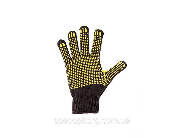 купить бу Перчатки рабочие с пвх в Одессе