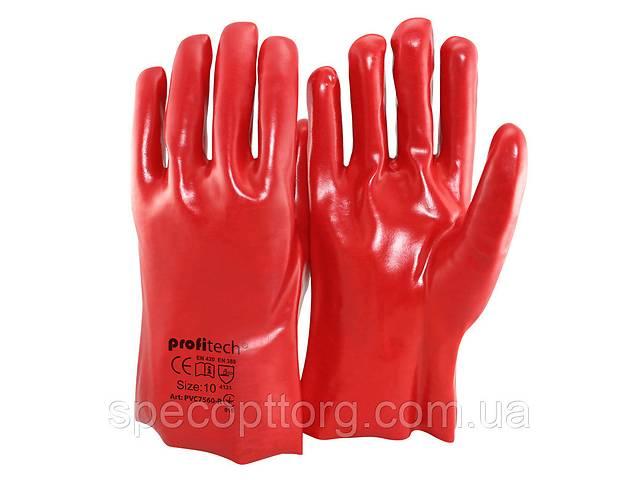 Перчатки защитные PROFITECH маслобензостойкие 35см- объявление о продаже  в Одессе