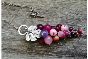 Подвеска виноградная гроздь