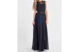 Платье черное Enna Levoni