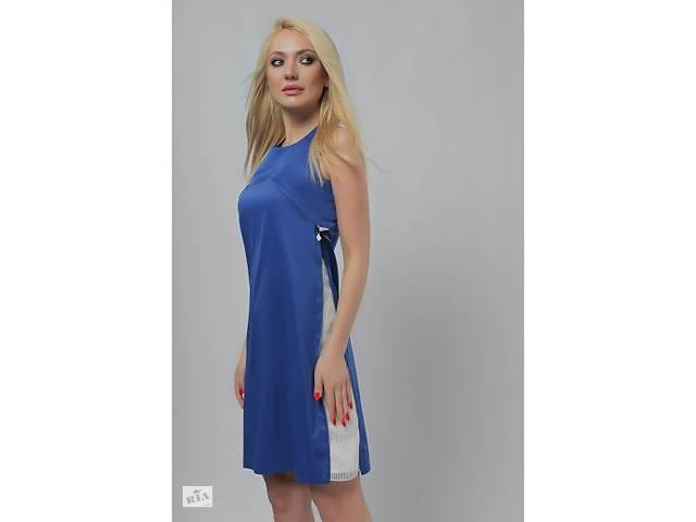 c5d3778a7fa486d Платье на лето 3211 вставка, (2 цвета), короткое платье на лето ...