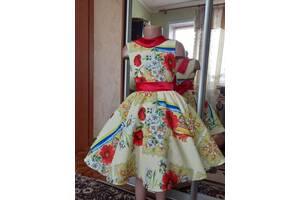 Платье,праздничное,нарядное для девочки от 4 до 11 лет ,размеры в наличии