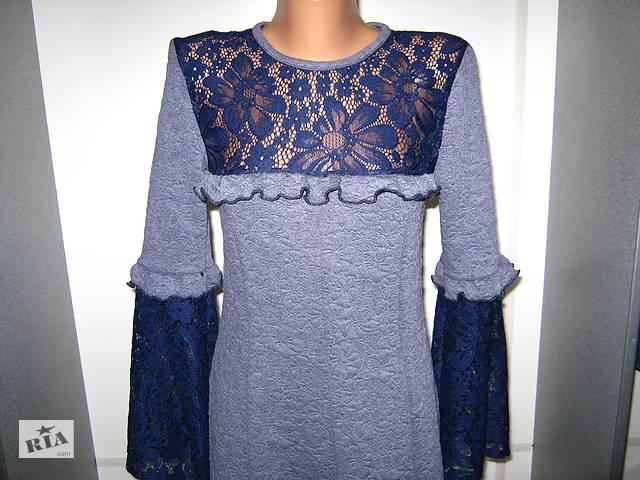 90375524dd17b7e Платье праздничное,нарядное, с гипюром, р-р 42-46 - Женская одежда в ...