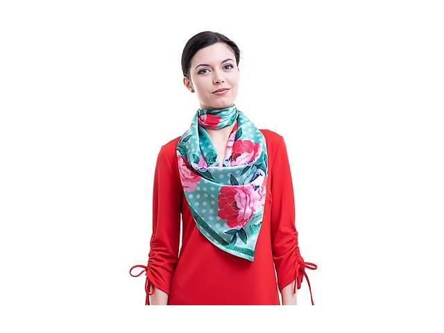 купить бу Платок большой AMO Платок женский шелковый 90*90 см AMO  STAMOp90903 в Одессе