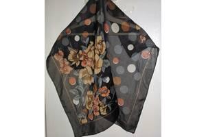 платок в горошек