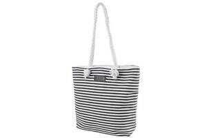 Пляжная сумка KMY Женская пляжная тканевая сумка KMY (КЭЙ ЭМ ВАЙ) DET1806-4
