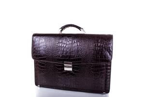 Портфель Desisan Шкіряний чоловічий портфель DESISAN (ДЕСИСАН) SHI217-10KR