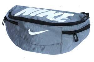 Поясная сумка, реплика Nike Team Training 146, серая