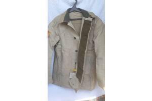 Пиджак сварщика(новый,Собиники)