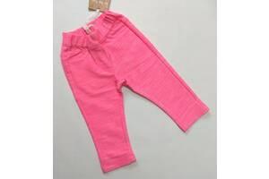 Розовые меланжевые штаны To be Too р. 9 мес (TG 9)