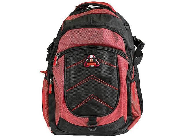бу Рюкзак для ноутбука 17 дюймов Enrico Benetti Barbados Eb62013 618, черный в Киеве