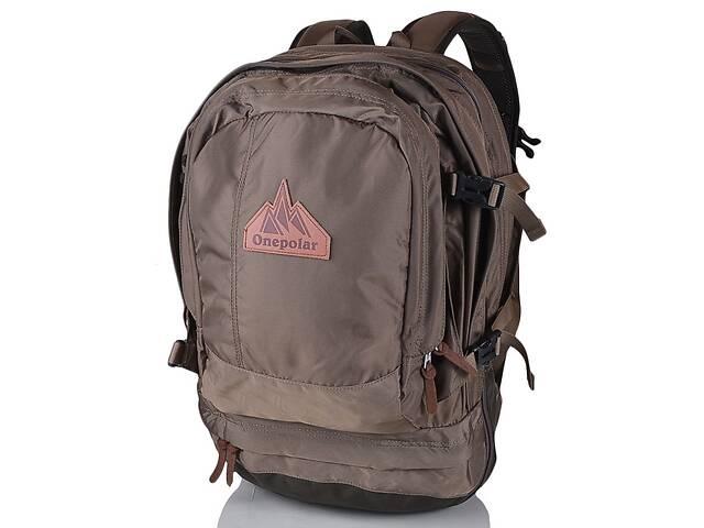 Рюкзак для ноутбука Onepolar Мужской рюкзак с отделением для ноутбука ONEPOLAR  W1771-hakki- объявление о продаже  в Одессе