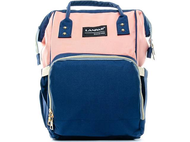 Рюкзак сумка Lanpad для мам 21 л синий- объявление о продаже  в Киеве